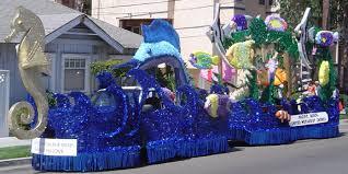 for parade custom parade float design