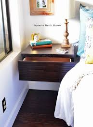 Floating Nightstand Shelf 29 Coolest Floating Nightstands And Bedside Tables Digsdigs