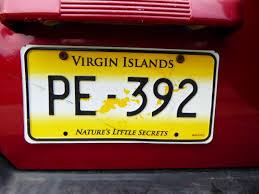 Bvi Flag File British Virgin Islands U2014 License Plate New Jpg Wikimedia