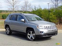 compass jeep 2016 2016 billet silver metallic jeep compass high altitude 111213210