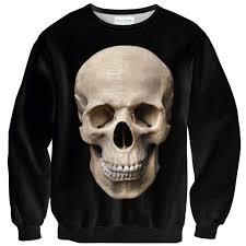 skull sweater human skull sweater shelfies