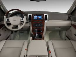 jeep commander 2010 view of jeep grand cherokee overland photos video features and