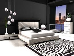 black white bedroom home planning ideas 2017