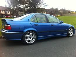 bmw e36 m3 4 door bmw e36 m3 evo saloon 4 door 3 2l 6 speed manual 321bhp ebay