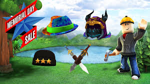 memorial day sale roblox