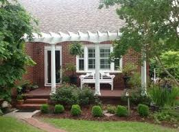 Landscaping Jacksonville Nc by Traditional Landscape And Yard With Pathway U0026 French Doors In