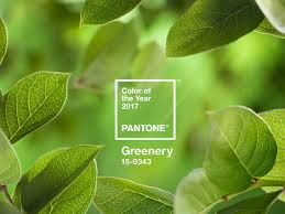 pantone 2017 color of the year greenery stylisted