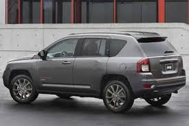 tan jeep compass 2016 jeep compass review specs trim levels prices and photos