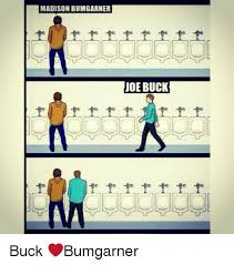 Joe Buck Meme - madison bumgarner joe buck buck bumgarner mlb meme on me me