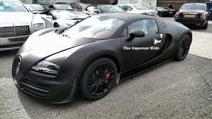 bugatti veyron super sport last production bugatti veyron super sport spotted in london