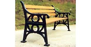 wrought iron bench ends park benches from the cast iron company