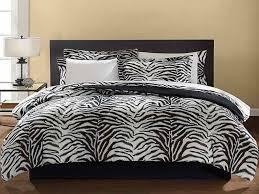 Zebra Bed Set Beautiful Walmart Bedroom Sets On Latitude Zebra Print Complete