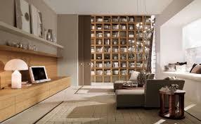 industrial living room tv
