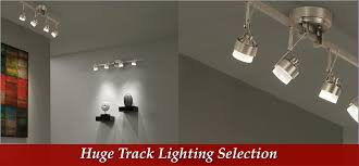 Ceiling Track Light Fixtures by Track Lighting Monorail Lighting U0026 Directional Lighting