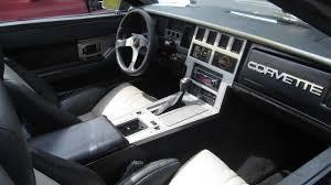 1989 Corvette Interior 1989 C4 Corvette Image Gallery U0026 Pictures