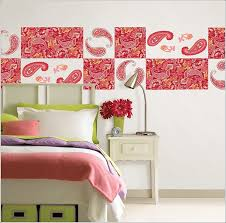 interior design with paisley pattern decoration trend interior design with paisley pattern