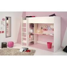 chambre fille lit superposé chambre fille avec lit superpose jim lit mezzanine enfant fille
