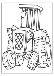 tractor coloring pages ngbasic com