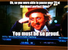 Funny Wonka Memes - pause tv at exact perfect time willy wonka meme jpg 500纓369 nice