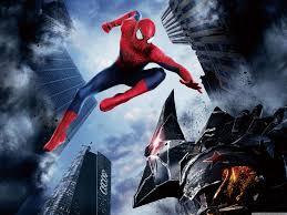 amazing spider man 2 rhino 4k hd desktop wallpaper 4k