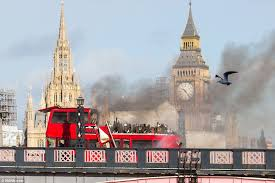 film foreigner 2016 london bus explodes on lambeth bridge for jackie chan s new film the
