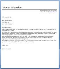 Homemaker Job Description On Resume by Housekeeping Resume Sample Resume Badak