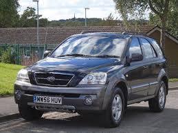 kia sorento 2 5 crdi xe 5dr 1 owner full dealer service in stoke