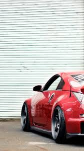 nissan fairlady 350z simplywallpapers com nismo nissan fairlady z33 350z red tuning