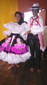 traje del sanjuanero huilense mujer y hombre para colorear mayesita correa maye 018 twitter