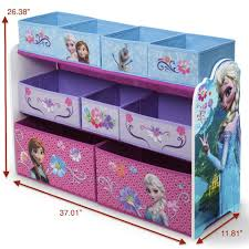 3d Home Architect Design Deluxe 9 by Disney Frozen Deluxe 9 Bin Toy Organizer Toys