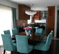 amazing turquoise curtains decorating ideas for dining room