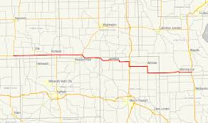 Jefferson County Tax Map Iowa Highway 78 Wikipedia