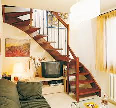 Staircase For Small Spaces Designs - inspirational stairs design