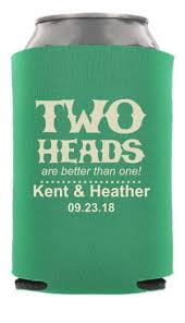 custom wedding koozies custom wedding can coolers totallyweddingkoozies