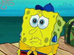 Sad Spongebob Meme - sad tears gif by spongebob squarepants find share on giphy