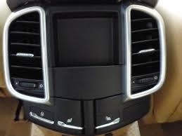 Porsche Cayenne Navigation System - used 2015 porsche cayenne turbo marietta ga
