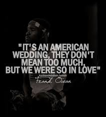 wedding quotes american it s an american wedding they don t much but we were so