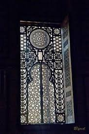 Decorative Window Screens Egypt Decorative Window Screen By Entrance To Ibn Tulun Mosque