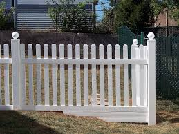 capital fence gallery picket fences fences pinterest