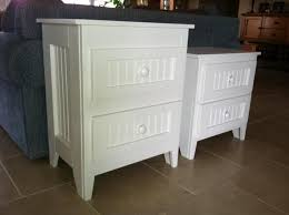 attractive white tall nightstand tall nightstands mixit design
