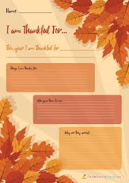 engaging thanksgiving writing prompts for middle school