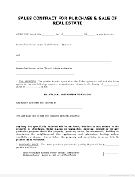 free printable contract to sell on land form ge vawebs