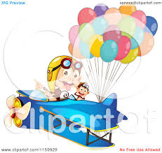 cartoon of airplanes 3 royalty free vector clipart by graphics