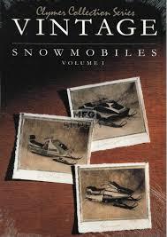 vintage snowmobile manual 74 79 arctic cat 72 77 john deere 76