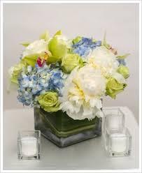 White Floral Arrangements Centerpieces by Table Arrangements Centerpieces