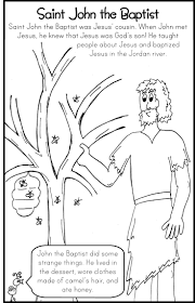 palm sunday coloring pages 15 best john images on pinterest john the baptist sunday