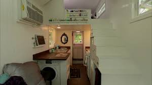 Tiny Houses Inside Tiny House Big Living Hgtv