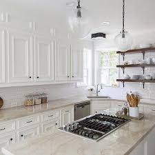 White And Gray Kitchen Cabinets by 15 Best Pictures Of White Kitchens With Granite Countertops Http