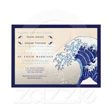 japanese woodblock print wedding invitations from zazzle com