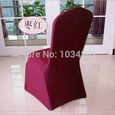 Spandex Banquet Chair Covers Universal White Polyester Spandex Wedding Chair Covers For